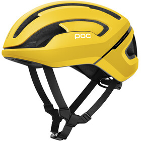 POC Omne Air Spin Bike Helmet yellow